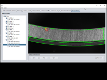 On-demand software for management of robotic-optical units and detection of defects in material.